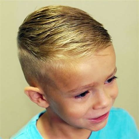 young boys haircuts short back and sides longer on top 25 cute toddler boy haircuts