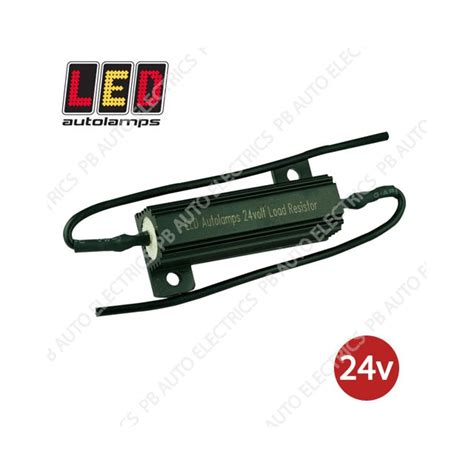 led resistors for cars led auto ls led load resistor 24v lr24 pb auto electrics commercial leisure products