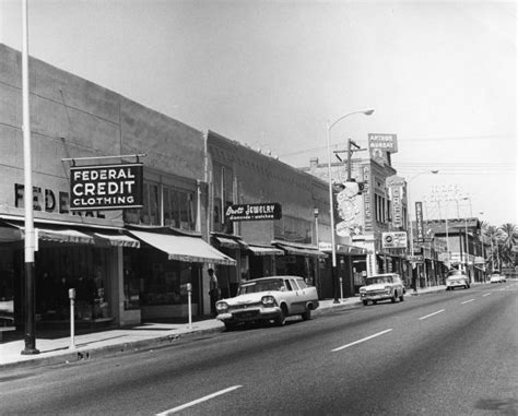 haircuts downtown tucson old downtown tucson downtown tucson then and now the