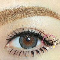 Spartax Brown By Soflens Kosmetik lens on grey contacts colored contacts and