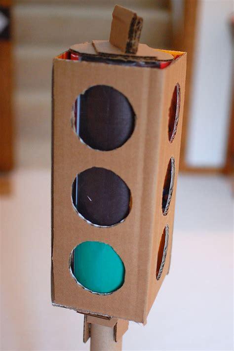 semaforos de carton semaforo de carton imagui