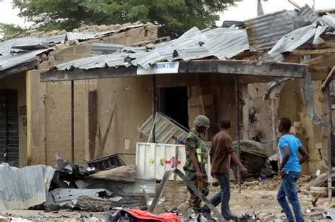 boko haram pushed out of two nigerian towns news dw de 10 03 northeastern nigeria attack kills 12