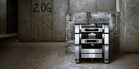 Meuble Hifi Spectral by Spectral He684 Noir Meubles Hifi Sur Easylounge