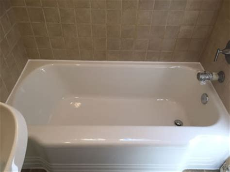 beige bathtub bathtub refinishing kelowna perma shine bath