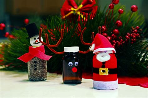 winter crafts 3 christmas decorations you can make with