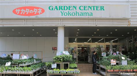 Garden Center Yokohama ร านขายต นไม Garden Center Yokohama Emagtravel
