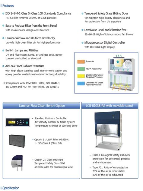 Lcb 2 Ory By Flow jual bio hazard safety cabinet gold model lcb 0153b a2