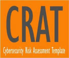 cyber security risk assessment template information security risk assessment template template