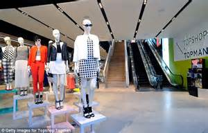 tattoo london topshop vip fitting rooms a crystal tower of shoes and 25 000sq