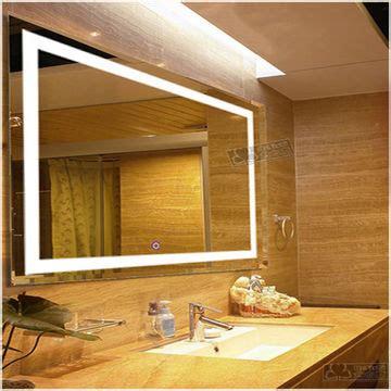 cheap illuminated bathroom mirrors factory direct cheap touch screen illuminated bathroom