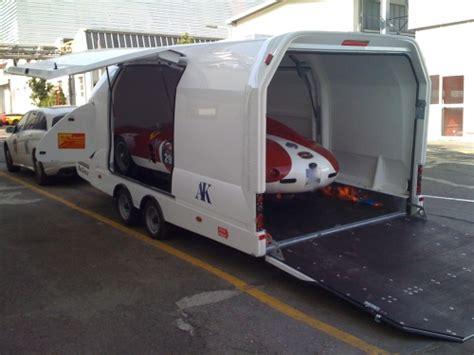 fourgon porte voiture boutique 4roo de allroad concept