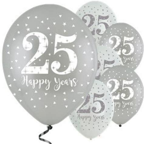 25 jaar getrouwd diamant 25 jaar getrouwd feestartikelen versiering groot