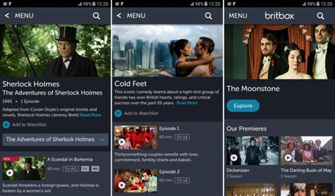 britbox tv apk magic british tv streaming service britbox is now