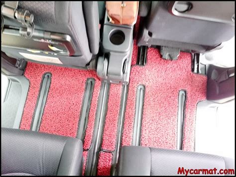 Karpet Nissan Serena nissan mycarmat customized car mat