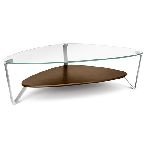 modern drink table dino modern large cocktail table by bdi eurway furniture
