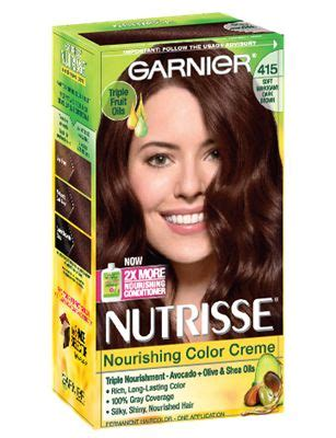 nutrisse nourishing color cream soft mahogany dark brown nourishing color creme 415 soft mahogany dark brown