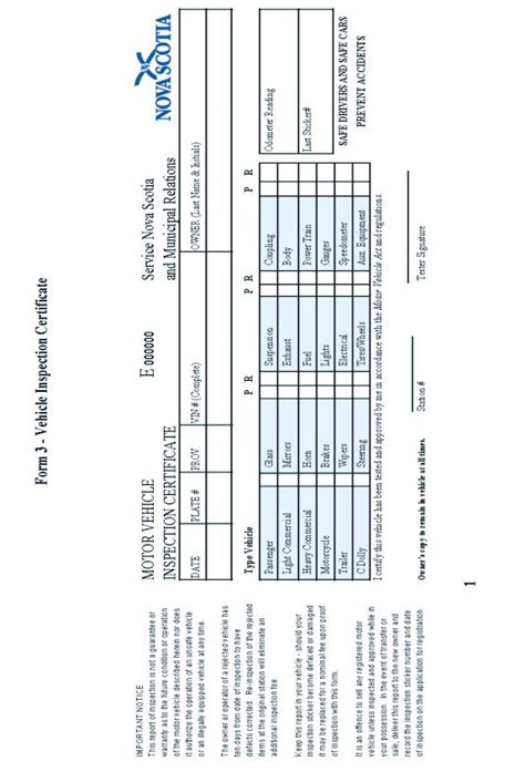 dmv brake and light dmv brake and light inspection checklist