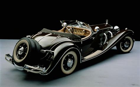mercedes vintage car wallpaper 1680x1050 55247