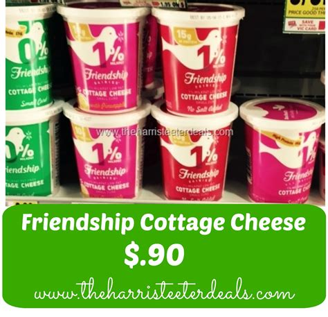 friendship cottage cheese coupons weekend up free pasta buy one get one free
