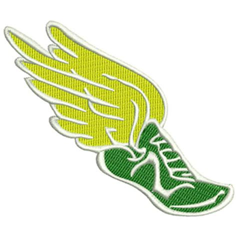 running shoes with wings clipart track spikes with wings cliparts co