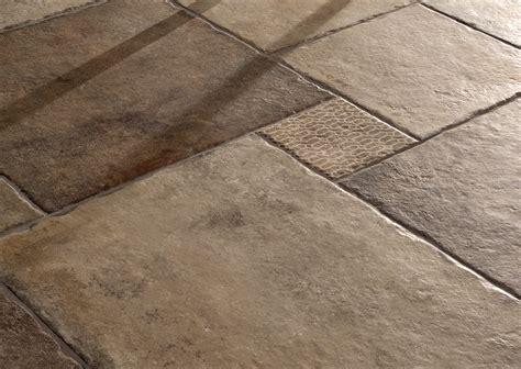 Kitchen Floor Tile Design by Heritage Fioranese