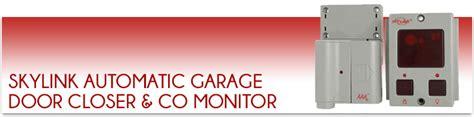 Automatic Garage Door Closer by Skylink Garage Door Openers And Remotes For Sale