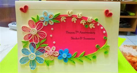 cara membuat anak untuk pengantin baru kad ulangtahun perkahwinan shukri dan susmaiza
