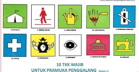 Tkk Pengatur Rumah Penggalang Purwa skk tkk wajib pramuka peggalang 6 10 dari 10 jenis