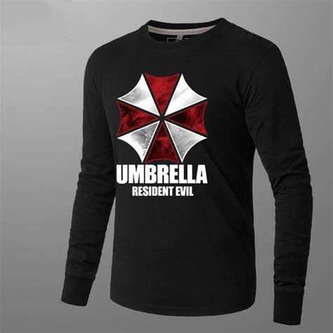 Tshirt Umbrella resident evil umbrella t shirt white shirts wishining