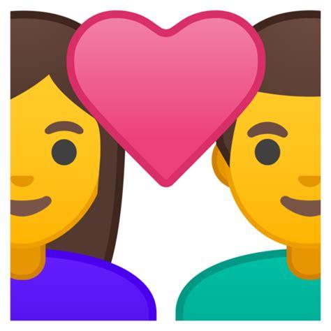 imagenes emoji enamorado hombre y mujer enamorados emoji