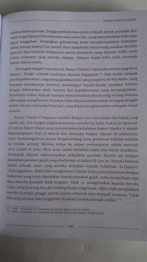 Buku Kitab Bulughul Maram Dan Penjelasannya Ummul Quro Original buku sejarah daulah utsmaniyah faktor kebangkitan keruntuhan