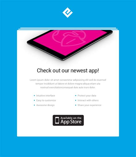Dropped Card Email Template by Emailer Drag Drop Email Template Builder Access By