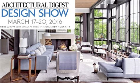 think fabricate products at architectural digest home architectural digest home design show in new york city