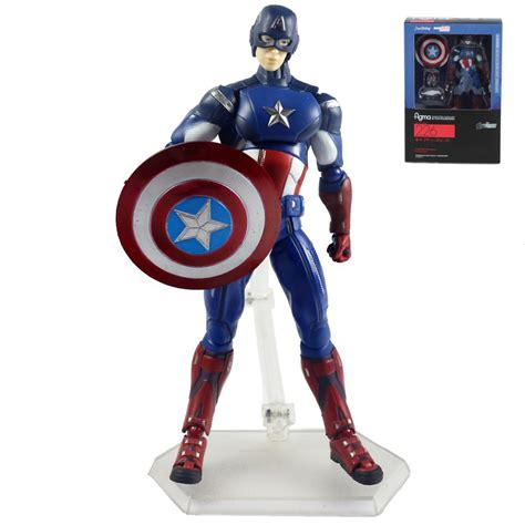 Ngf79 Figure Figma Thor Avenger 216 3choices marvel thor captain america spider figma max factory 6 quot figure no