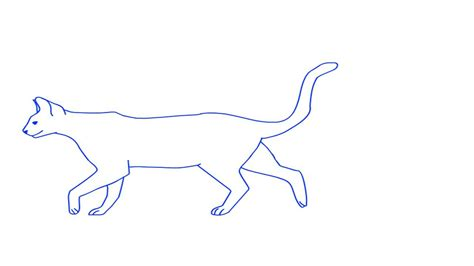 flash tutorial walking animation my flash animation project the cat walk across this