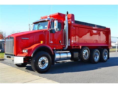 2016 kenworth trucks for sale 2016 kenworth dump trucks for sale used trucks on