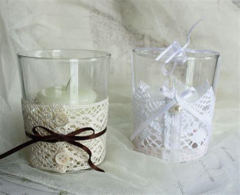 candele decorate a mano 17 migliori idee su bomboniere di nozze su