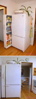 Cabinet Pull Out Shelves Kitchen Pantry Storage - 50 easy storage ideas for small spaces