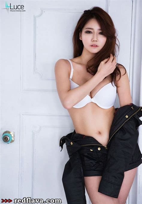 women nudge in ga han ga eun lingerie and hot outfits han ga eun