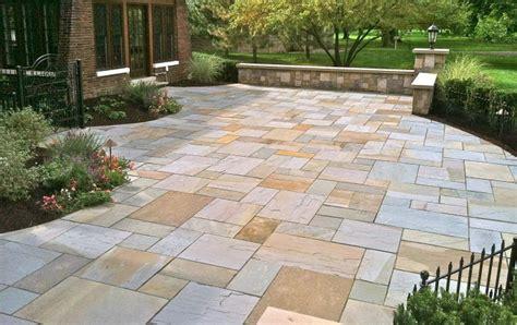 bluestone patio   Green Source Ohio