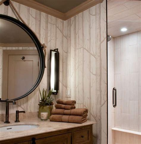 tree themed bathroom 29 best powder room images on pinterest bathroom half