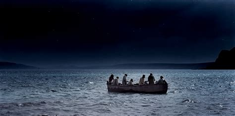fishing boat in jesus time that night they caught nothing