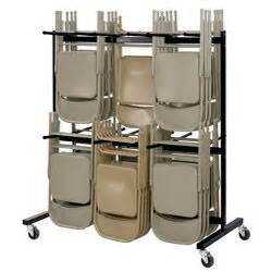 folding chair rack wheels safco black two tier steel folding chair cart stores up
