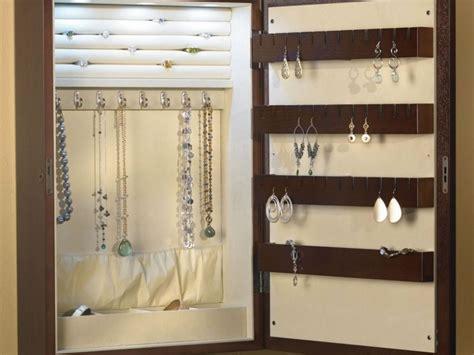 built in armoire 100 beautiful jewelry storage solutions zen merchandiser