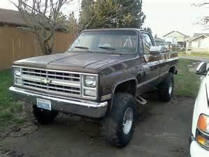 1986 chevy scottsdale truck