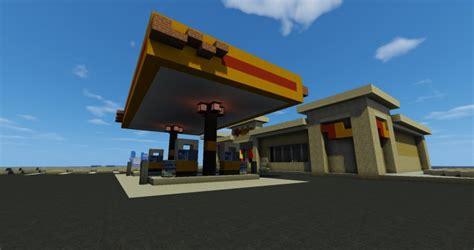 minecraft truck stop s truck stop build series minecraft project