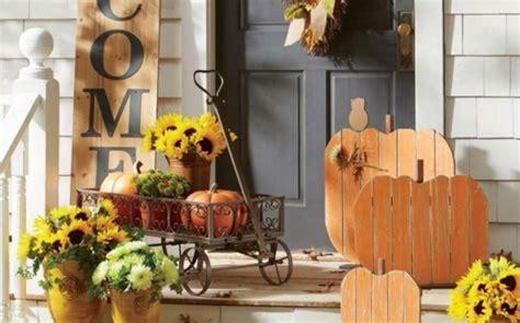 Herbstdeko Fenster Draussen by Herbstdeko F 252 R Drau 223 En 40 Stimmungsvolle Ideen Zum