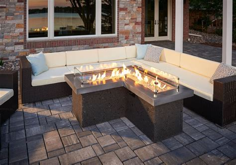 fire pits  tables gallery flame connection serving