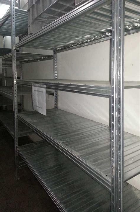 scaffali metallici industriali tecnostrutture offerta scaffali metallici componibili a