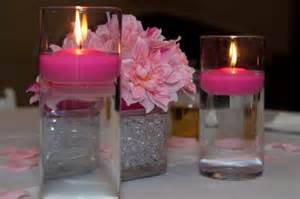 home made wedding decorations hawaiian wedding centerpieces ideas bench s a